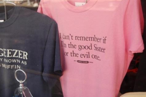 Schwester-T-Shirt