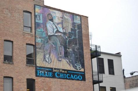 Ein Bluesclub direkt beim Hotel