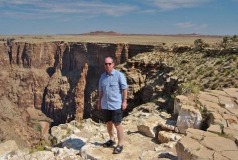 Kleiner Canyon im Navajo-Reservat