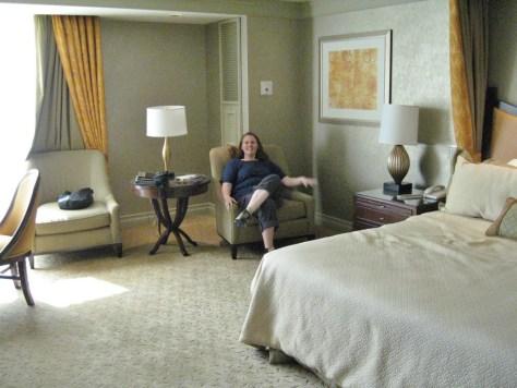 So lässt es sich leben nach 2 Wochen Motels :-)