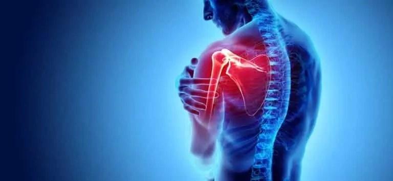 shoulder injury