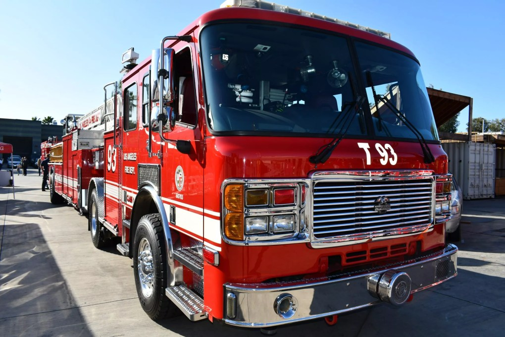 One Worker Killed by Electrical Fire on Olympic Boulevard near Bundy Drive [Los Angeles, CA]