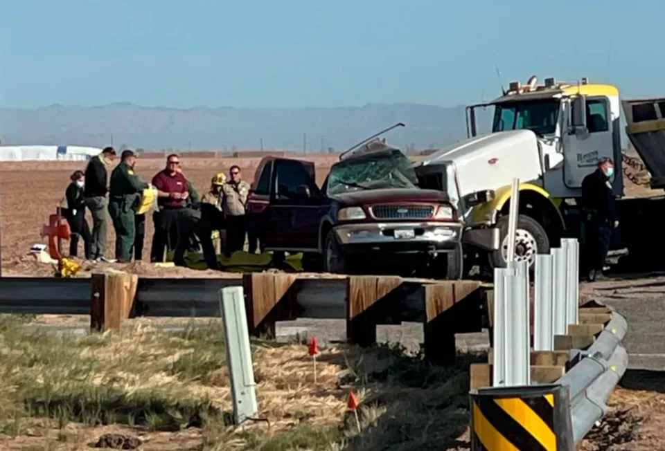Man Seriously Injured in Car Accident on Highway 58 near Chester Avenue [Bakersfield, CA]