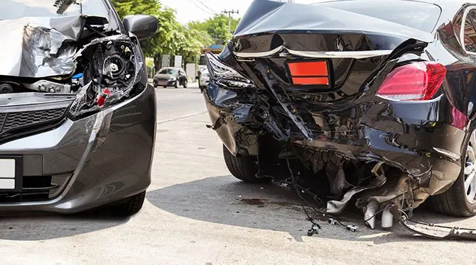 Two Injured in Two-Vehicle Accident on Castro Valley Boulevard [Castro Valley, CA]