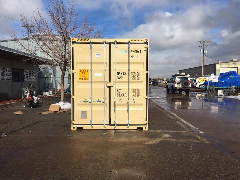 Conex Container Services - #1 Container Company