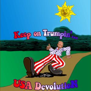 Keep On Trumpin' Dark To Light...