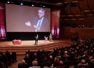 Keynote von Dr. Josef Braml beim Deutschen Steuerberaterkongress 2017