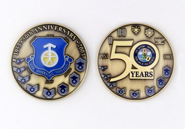 50th Anniv Coin