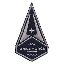 US Space Force Patches