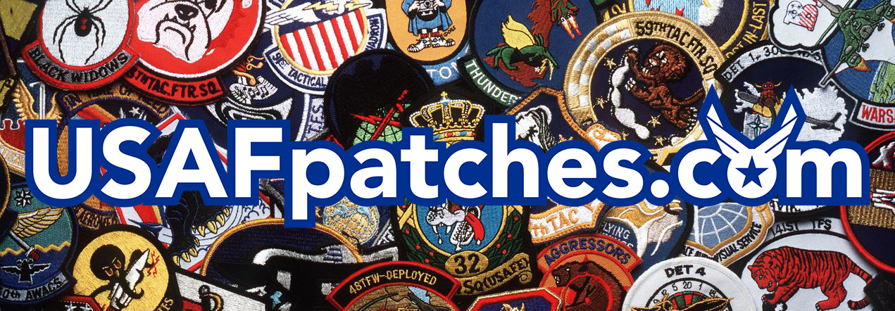 USAFpatches.com
