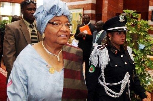 Liberia's Sirleaf demands ECOWAS meeting on Guinea