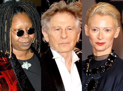 Polanski, Whoopi and amoral Hollywood's favorite rapist