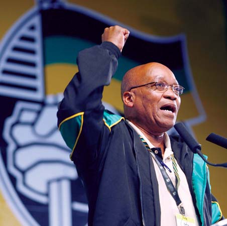 Battling woes, ANC internal crises, South Africa President Zuma says