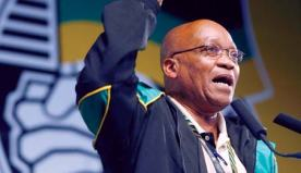 South Africa, ANC challenged to vote against Zuma's cronies, old politicians