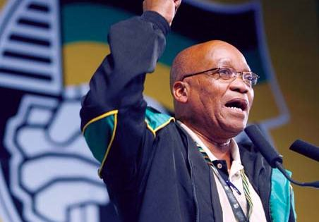 "Battling woes, ANC internal crises, South Africa President Zuma says ""the enemy is among us"""