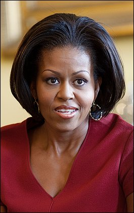 On Haiti, U.S First Lady Michelle Obama; USAfrica Publisher make appeals