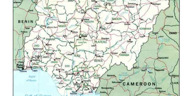 Nigerian kidnappers free journalists held for a week