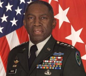 U.S. AfriCom's commander Ward: no plans to move hqs to Africa