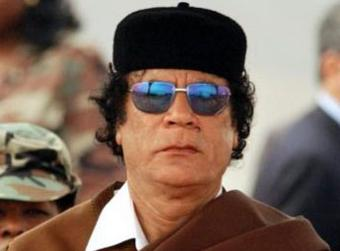 Is Libya's leader Khadafi romantically involved with his blond, sexy Ukrainian nurse? as WikiLeaks spill secret U.S cables.