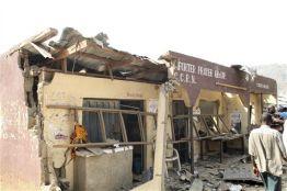 Nigeria  Christmas Day church BOMBING, attacks kill 128; Boko Haram says it did it.