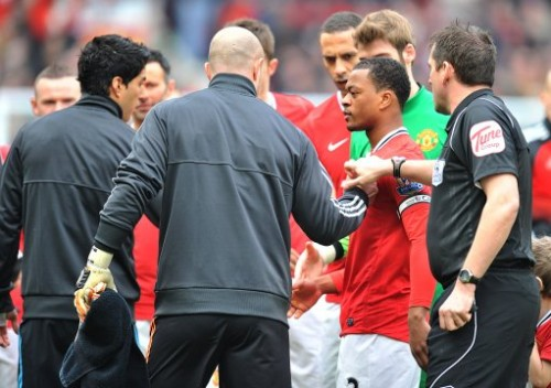 For racist SOCCER actions, Liverpool's Suarez should be suspended. By Chido Nwangwu