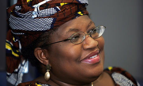 Okonjo-Iweala close to be first African and woman to head World Trade Org