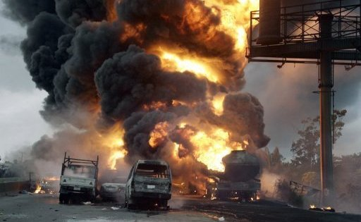 TRAGEDY: 100 killed in Nigeria fuel tanker fire near Port Harcourt