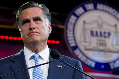 USAfrica: Republican Romney deserved boos from Blacks at NAACP convention.