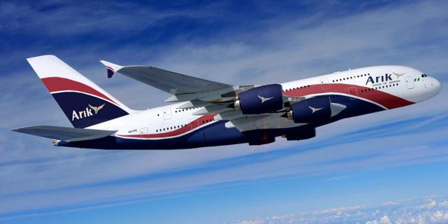 GROUNDED: Nigeria's Arik Air suspends domestic flights; alleges Aviation Minister Oduah has clashing financial interest