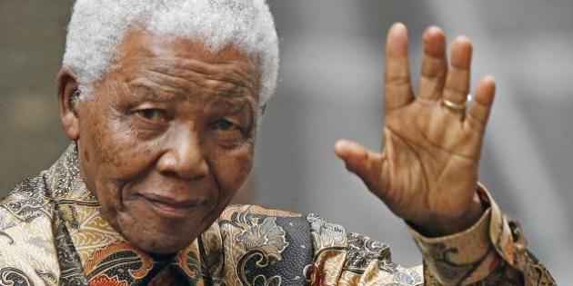 MANDELA's final journey home….