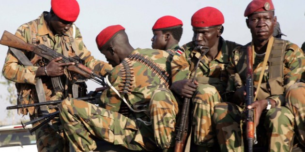 South Sudan ethnic war continues; rebels target capital