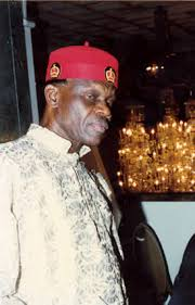 At 80, J.O.S Okeke continues to give our diaspora his best. By Chido Nwangwu
