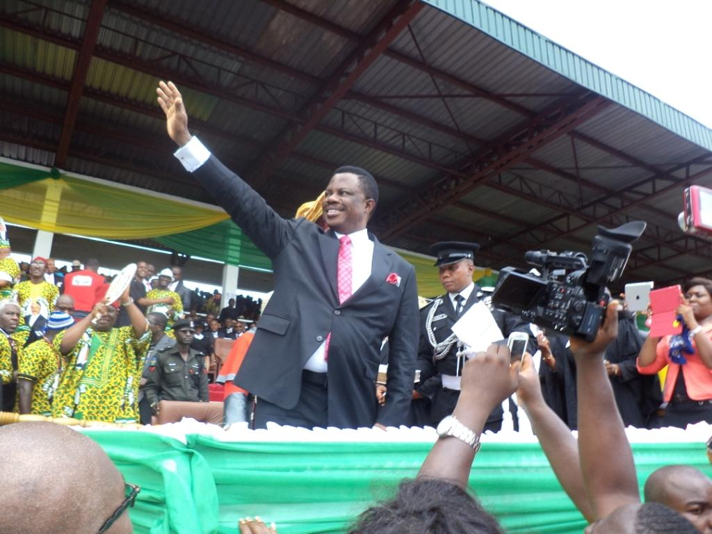 USAfrica projects Obiano as RE-ELECTED GOVERNOR of Anambra