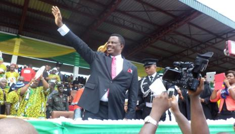 Ahead of Nov 30 Outstanding Performance Award, Obiano commended by Obi, Umeh