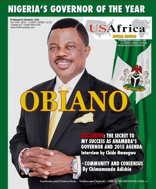 APGA backs Obiano for 2nd term; appoints new officers