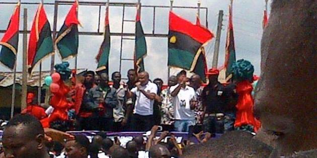 USAfrica: Biafra movement and Nnamdi Kanu's arrest, Nigeria should respect right to peaceful expression, self-determination. By Femi Fani-Kayode