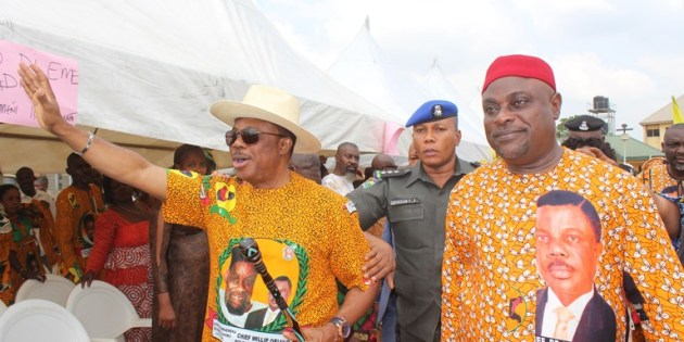 USAfrica: Obiano, APGA stakeholders return Oye as Chairman; resolve leadership crisis