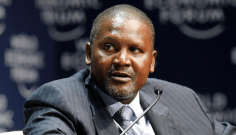 USAfrica: In strategic move, Dangote acquires gas plant in Netherlands