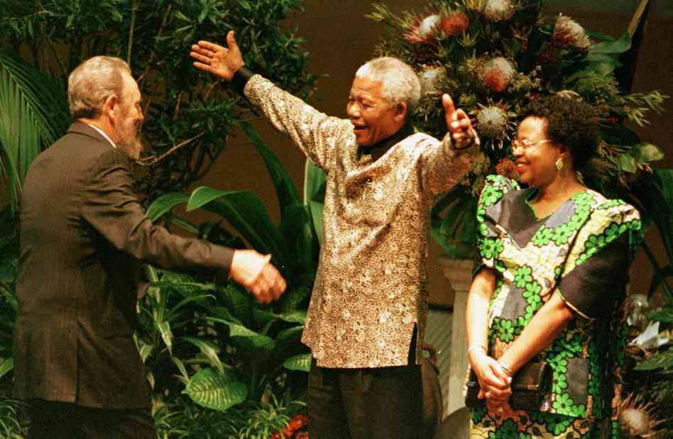 USAfrica: Fidel Castro, Africa liberation ally, in the eyes of history. By Prof. Manuel Barcia