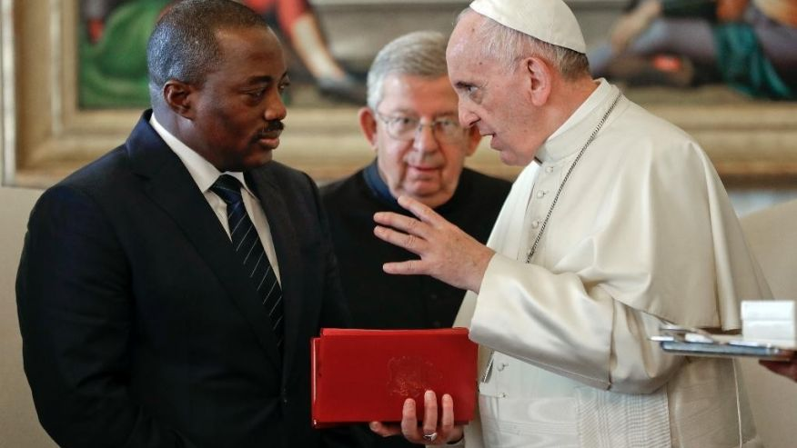 USAfrica: Congo's Kabila and Gambia's Jammeh disgrace to democracy in Africa
