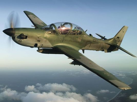 USAfrica: Trump to Sell $600m Planes to Nigeria to fight Boko Haram