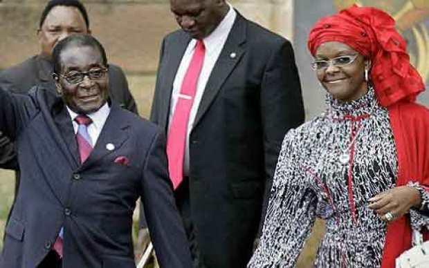 Grace-Mugabe