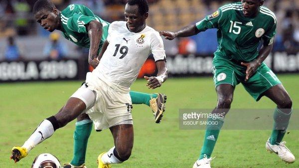 Soccer: Ghana stuns Nigeria 4-1 to win WAFU cup