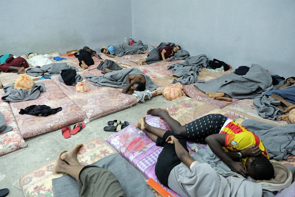 """USAfrica: What is the life of a """"Black"""" African worth in Libya, globally? By Jane Ikezi"""