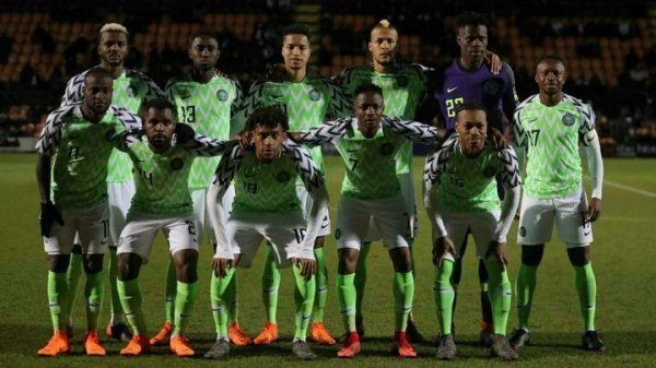 Soccer: Nigeria's World Cup squad of 23; the full list, names