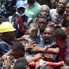 USAfrica: Painful rescue, 8 dead, 37 survive collapsed school building in Lagos