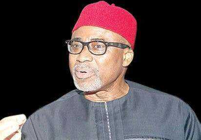 """USAfrica: Abaribe says Nigeria's AGF Malami """"fixated in evoking ethnic, regional fault lines"""""""