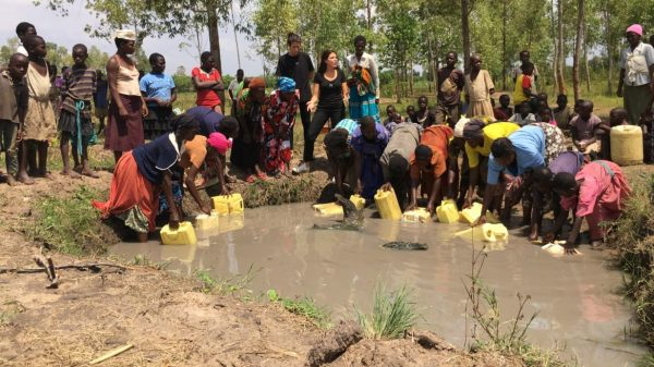 USAfrica: Africa and looming crises about Water