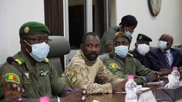 After knife assassination attempt at mosque, Mali's interim president Goïta 'safe'