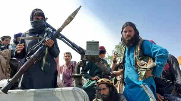 Biden challenged as swift Taliban takeover leaves U.S image in tatters